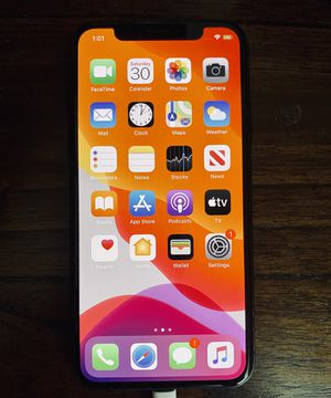 IPhone X 256gb for Sale in Woodlake, CA