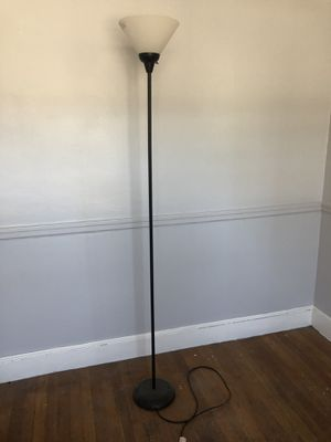 Very nice floor lamp for Sale in Boston, MA