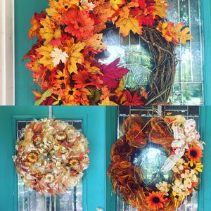 Fall Wreaths for Sale in Kemp, TX