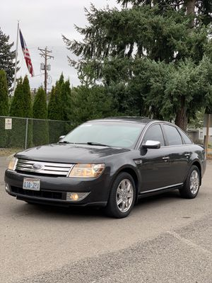 2008 FORD TAURUS LIMITED for Sale in Tacoma, WA
