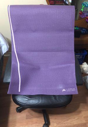 Yoga mat for Sale in Corpus Christi, TX