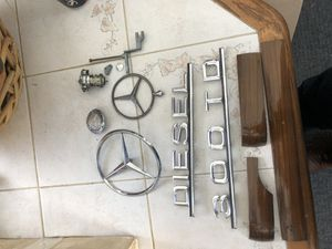 Mercedes Benz wagon 300 te 1978 parts for Sale in Fremont, CA