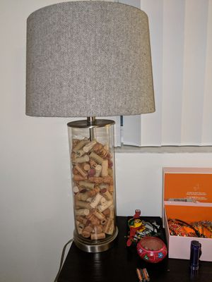 A pair of refillable lamps for Sale in Miami, FL