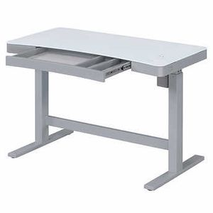 Adjustable Electric Powered Desk With Wireless Phone Charging Station New Opened Box for Sale in Williamsburg, VA