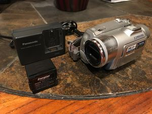 Panasonic PV-GS150 2.3 MP 3CCD MiniDV Camcorder w/10x Optical Zoom for Sale in Antioch, CA