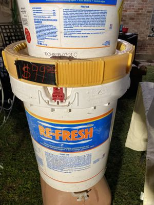 REFRESH 100lb CHLORINATED GRANUALS for Sale in Plano, TX