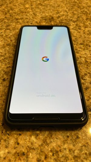 Verizon Google pixel 3 xl factory unlocked for Sale in Pittsburg, CA