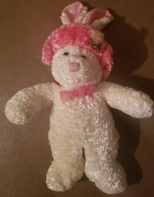 Cute bunny rabbit plush stuffed animal toy for Sale in Three Rivers, MI