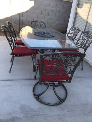 Outdoor furniture set for Sale in Avondale, AZ
