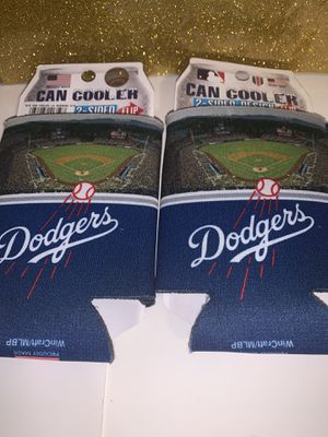 Dodgers drink coolers for Sale in Los Angeles, CA