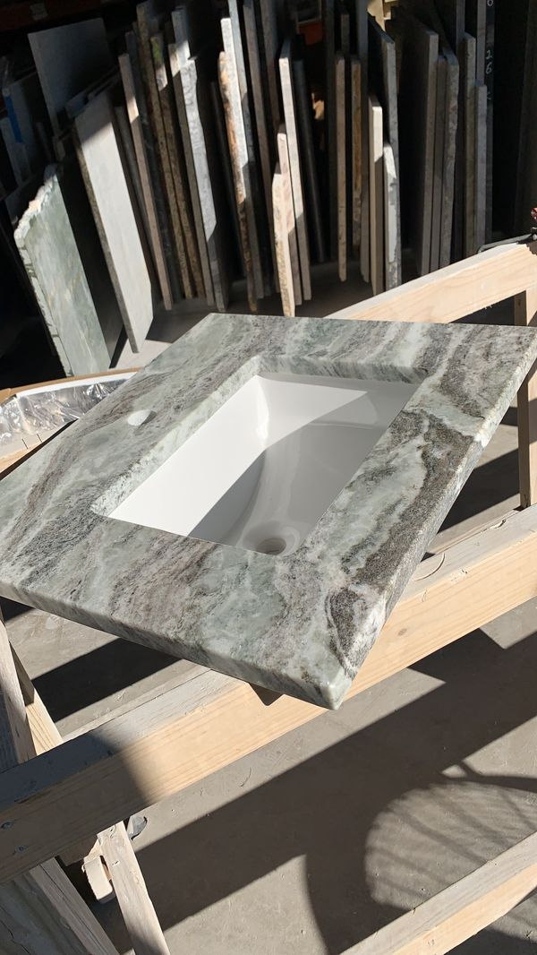Custom Stone Vanity tops/100 different color
