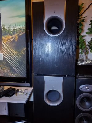 2× ONKYO SUBWOOFER SKW 550 for Sale in Byrnes Mill, MO