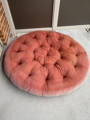 """XL Papasan cushion 52"""" Chair Furniture for Sale in West McLean, VA"""