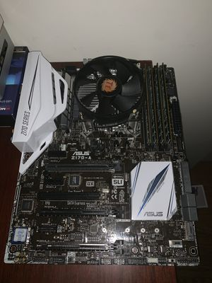 intel i5-6500 @3.20GHz for Sale in Lawrence, MA