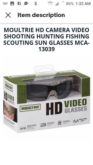 Free shipping great for everything Moultrie HD glasses hunting fishing quads MORE for Sale in Tobyhanna, PA