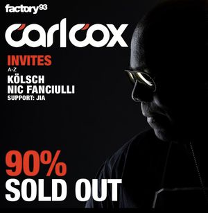 Carl Cox for Sale in Los Angeles, CA