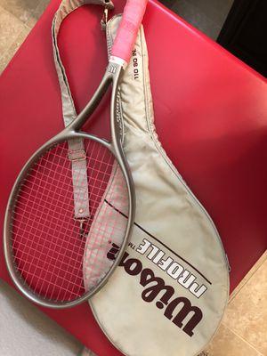 Wilson Tennis Racket for Sale in Oakdale, CA