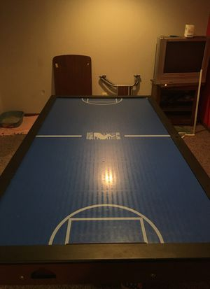 Air hockey table with ping pong table attachments for Sale in Columbus, OH