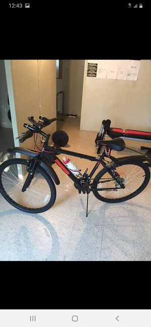 Selling my mongoose bike for Sale in Brooklyn, NY