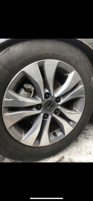 Honda Accord STOCK RIMS for Sale in The Bronx, NY