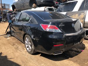 2011 2012 2013 2014 Acura TL parting out for parts only for Sale in Houston, TX