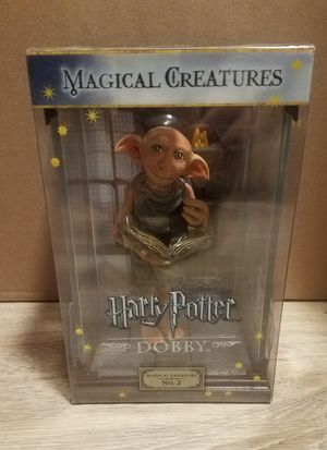 Harry Potter Magical Creatures Dobby Figure/ Statue New in Box for Sale in San Francisco, CA