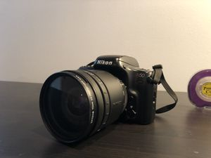 Nikon N50 Film for Sale in North Potomac, MD