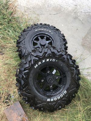 2O17 polary 2 tires 27x9.OO R12 for Sale in Hayward, CA