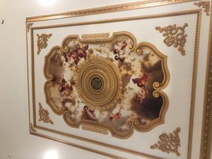 Ceiling chandelier molding brand new in box for Sale in Glendora, CA