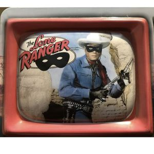The Lone Ranger Lunch Box Collectible Tin Totes- Very Rare for Sale in Pompano Beach, FL