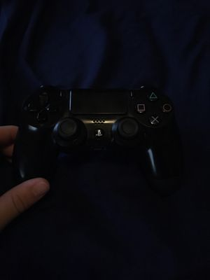 Black Ps4 controller for Sale in Topeka, KS