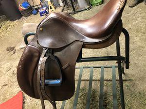"17"" English saddle for Sale in Spanaway, WA"