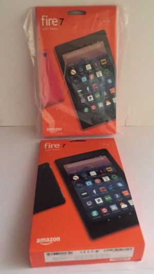 Amazon fire 7 tablet with Alexa WiFi for Sale in Los Angeles, CA