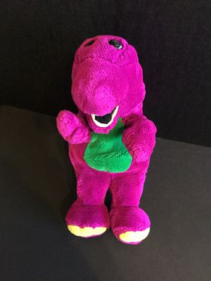 "🔥🦖 ""BARNEY!"" The Purple Tyrannosaurus Rex 🦖 doll and puppet🔥 for Sale in Tucson, AZ"