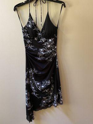 Size medium Charlotte Russe black/white dress for Sale in Dublin, GA