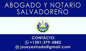 Servicios de Notario Salvadoreño en Baltimore for Sale in Baltimore, MD