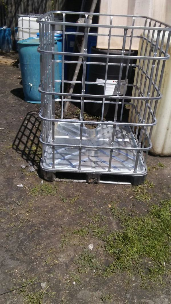 Metal container cages for sale