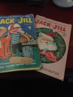 Children jack and Jill magazines for Sale in Garland, TX