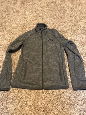 Men's Patagonia Better Sweater full zip for Sale in North Aurora, IL