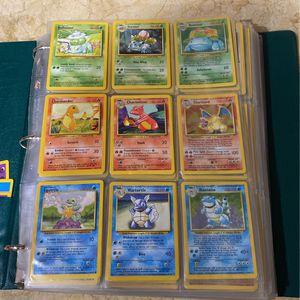 Pokémon Cards 150 Original Set for Sale in Hollywood, FL