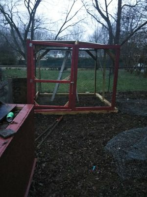 FREE CHICKEN COOP and DUCK DEN for Sale in Taylors, SC