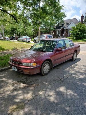 93 Honda accord. Auto for Sale in Affton, MO