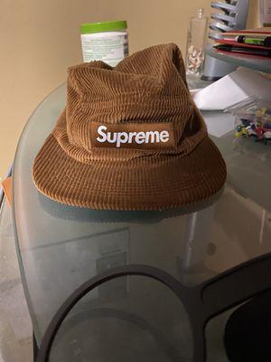 Supreme Corduroy Hat for Sale in Herndon, VA