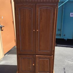 Entertainment Cabinet - Delivery Available for Sale in Tacoma,  WA