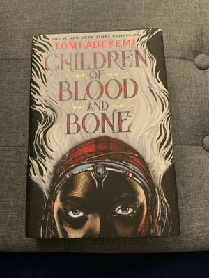 Children of Blood and Bone (hardback) for Sale in Riverview, FL
