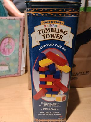 Collectors Rainbow Tumbling Tower for Sale in Glendale, CA