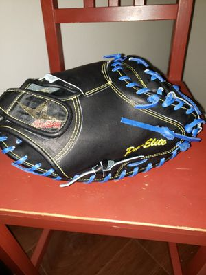New All-Star Pro Elite CM3000SBK 33.5inch Catchers glove mitt for Sale in Riverside, CA