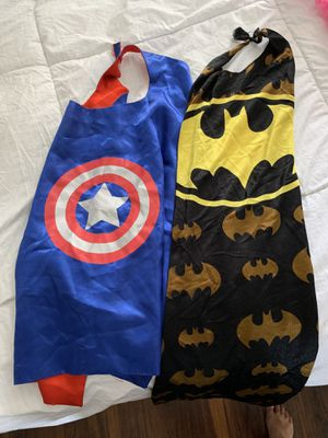 Kids capes for Sale in Rancho Cucamonga, CA