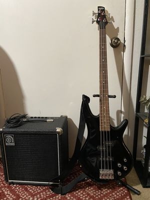Ibanez Gio GSR200 bass guitar for Sale in Sacramento, CA
