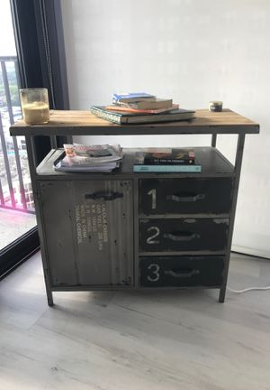 Modern Industrial Locker Shelf Cabinet for Sale in Atlanta, GA